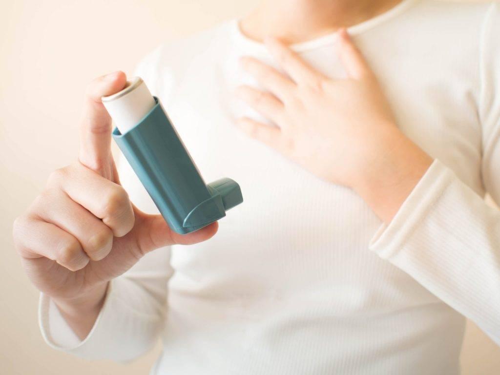 快速舒緩藥物僅具即時功效,並沒有抗炎作用。