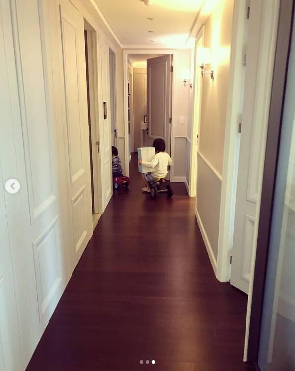 寬敞走廊(圖片來源:陳若儀@IG)