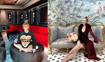 薛芷倫親自設計1.12億豪宅曝光 患癌經歷走過鬼門關 重生後活得更自在