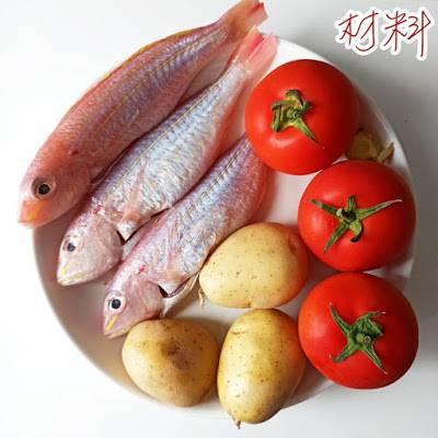 家常菜食譜4蕃茄薯仔紅衫魚湯