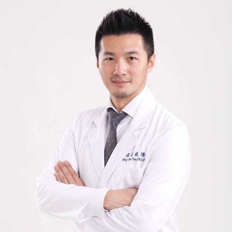 台灣毒理學專家 招名威教授
