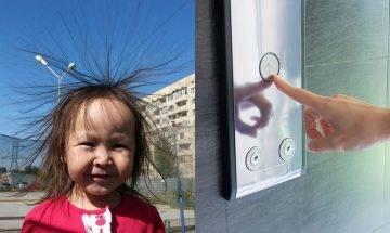 靜電出現致觸電 表示身體缺氧過勞!3大預防靜電方法