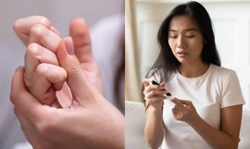 「糖尿手」後果不容小覷 醫生:手指發麻可能是警號