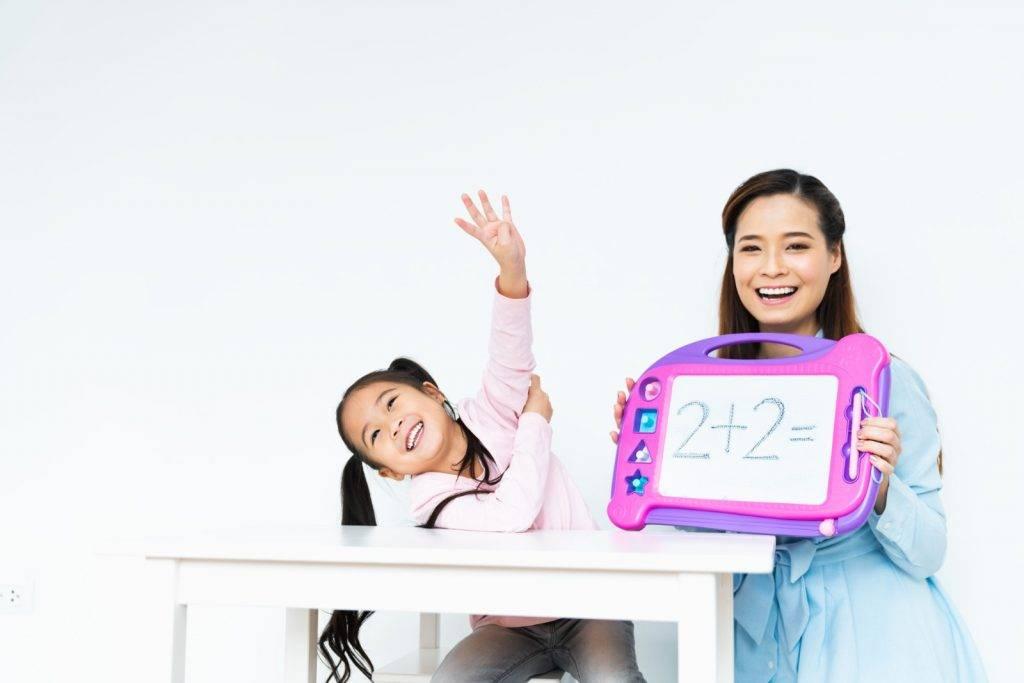 孩子怕數學 一計即喊 幼教媽媽3招教孩子愛上數理 自動自覺學識加減數