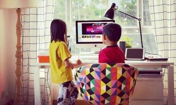 ZOOM上堂多過返學 小二兒子4/5的時間是在家學習