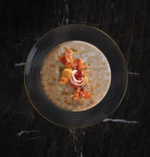 西班牙火腿臘味芋頭糕 優惠價8 (2月6日前預訂) 原價8