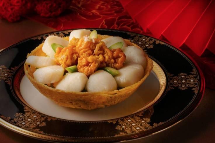 唐閣新春賀年菜餚「金銀堆滿屋」