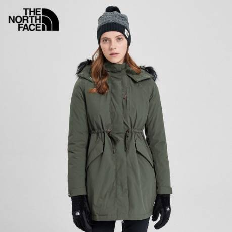 羽絨外套牌子推介5-The North Face,軍褸設計時尚感十足(圖片來源:The North Face)