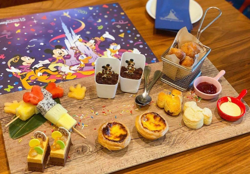 芊彩餐廳 World of Color下午茶