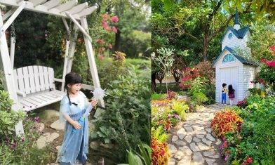 愛麗絲花園隱藏美孚荔枝角:小希臘+歐式庭院秘景|交通路線教學