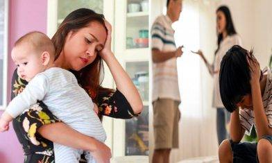 全職媽媽無地位?打理家頭細務代表低人一等 老公賺錢嘲無所作為