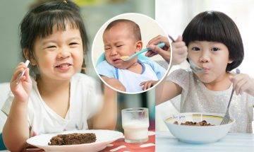 醫生教9招 孩子進餐坐定定 2歲前學會自動自覺乖乖吃