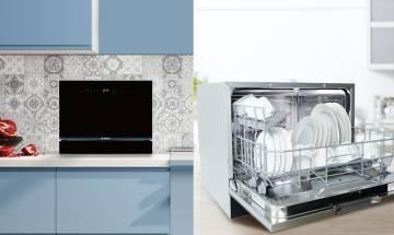 洗碗碟機被譽「家庭和諧機」 實測座枱式有幾慳水慳力