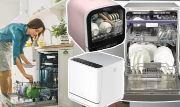 洗碗機推薦2021|12款慳水慳力入門級洗碗碟機推薦 全部萬蚊樓下