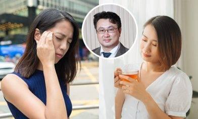 耳水不平衡令人天旋地轉 可能是腦部病變所致? 醫生拆解成因與預防方法