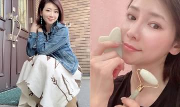 美魔女凍齡護膚及養生3大貼士 52歲水谷雅子不老秘笈