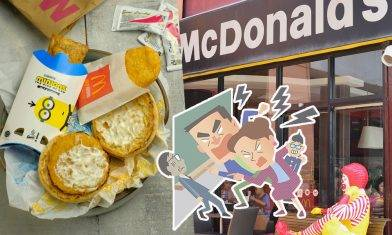 幼稚園老師食麥當勞遭家長投訴 指老師是公眾人物 需時刻做好榜樣