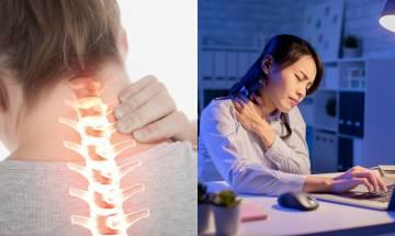 瞓捩頸點算?可能是頸椎勞損的徵兆-骨醫教你3招改善瞓捩頸