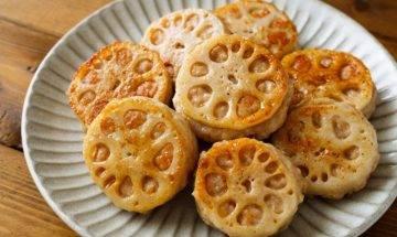 【今晚食乜餸】煎蓮藕餅食譜 助長高爽脆美味