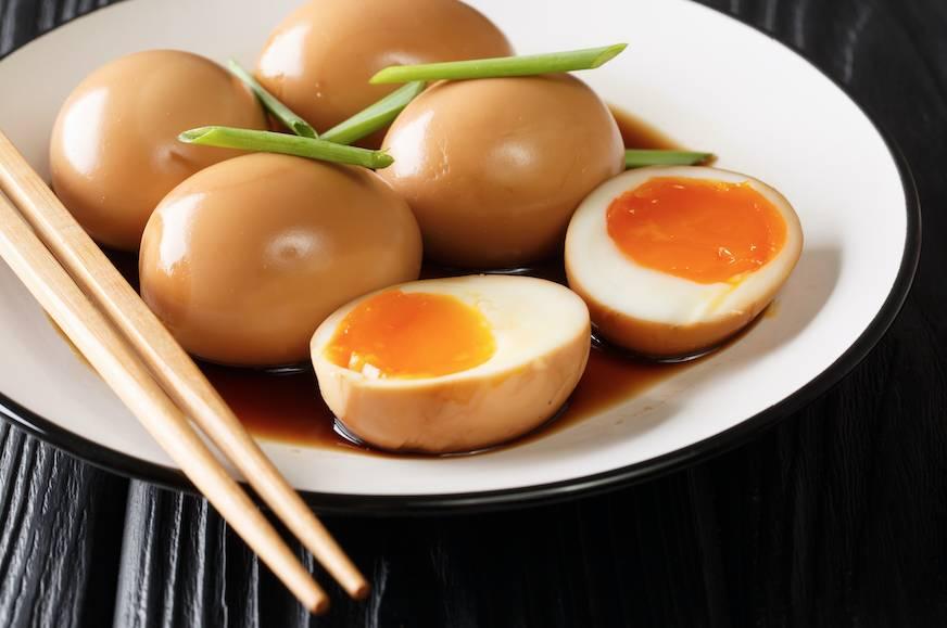自家製日式溏心蛋做法