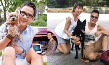 56歲陳啟泰自爆「寵妻狂」愛報行蹤:去到邊都想同老婆分享喜悅
