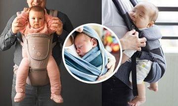 BB揹帶選購須知+推薦揹帶!消委會:錯誤使用或會導致嬰兒窒息死亡