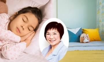 兒童睡房風水佈局之15項禁忌+化解-麥玲玲:床頭無靠山/床上有橫樑易發噩夢!