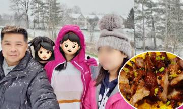 移民美國做校巴司機 港爸常煮蜜汁叉燒解家人思鄉情【五味人生】