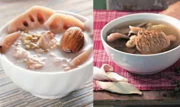 3款健脾胃湯水食譜-去濕養胃抗疲勞 中醫推介素食者都啱飲