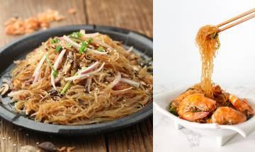 家常小菜蝦米雞柳炒粉絲食譜-鹹香鮮味十足 送飯一流!1招入味精粹