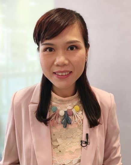 凌婉君女士香港青年協會 家長全動網單位主任