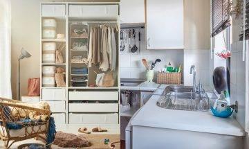 新年斷捨離大掃除!收納產品好重要!IKEA教你4步整理靚靚家居