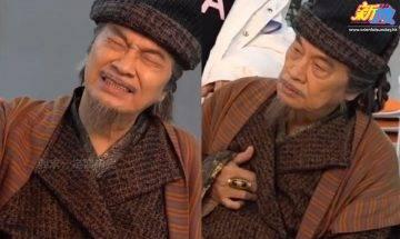 69歲吳孟達開工心臟突感不適 向工作人員話⋯⋯