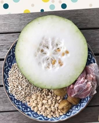 去濕湯水18.冬瓜薏米扁豆豬腱湯