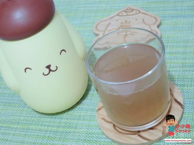 薏米水食譜3:雪梨乾紫無花果薏米水