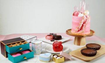 情人節蛋糕2021推介:星球蛋糕+Lady M香檳千層蛋糕+限量版馬卡龍禮盒