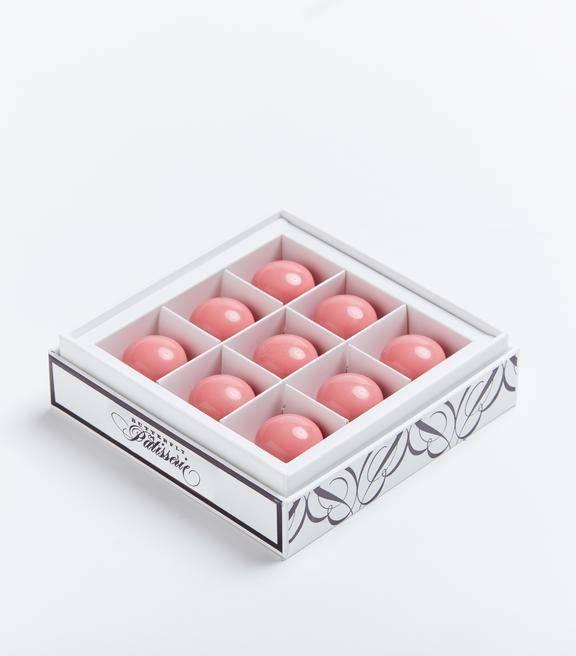 Sakura Chocolate Praline香蕉果仁糖/4粒,8/9粒,8/12粒