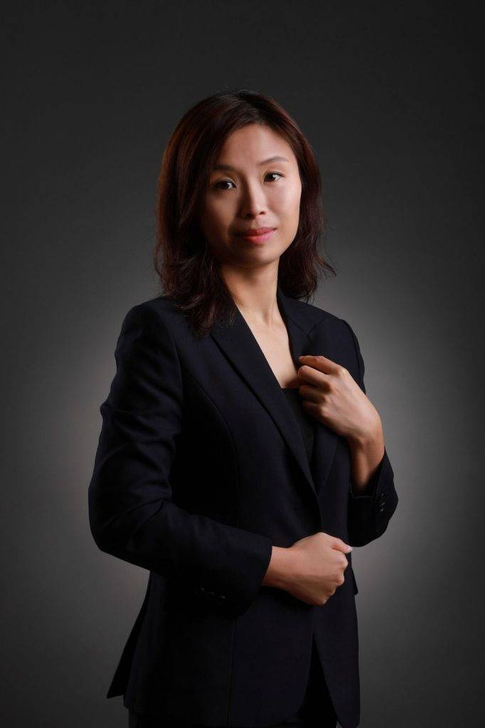 商業評估師,測量師,管理諮詢公司老闆羅珏瑜