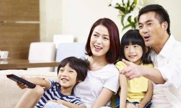 選啱電視節目可以養成孩子健康習慣 荷蘭研究:小朋友睇呢一種節目最有好處!