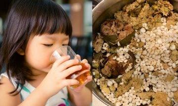 羅漢果菊花熟薏米水食譜 3個步驟小朋友都啱飲