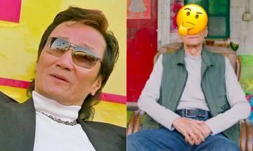 四哥謝賢為新戲除超現「真面目」 網民超驚訝:我出世到依家都未見過佢對眼!