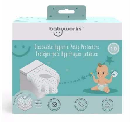 Babyworks 即棄座廁套