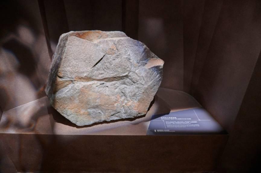 西貢的六角形岩柱