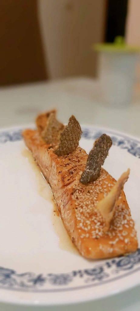 慢煮照燒汁三文魚柳做法(受訪者Joe提供)