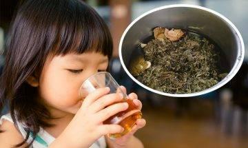 雞骨草綿茵陳羅漢果茶 3種材料超簡單食譜 清肝濕熱 疏利肝膽