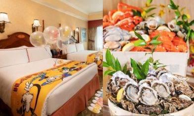 3月生日優惠27個食買玩推介!免費食海鮮自助餐+送迪士尼樂園門票+購物現金劵
