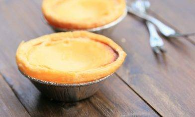 港式蛋撻食譜-做法簡單零失敗 親子廚房入門必試