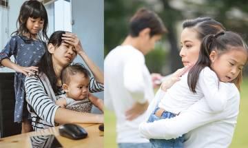 在職媽媽唔畀老公每周末打波放鬆下 被對方指責感委屈