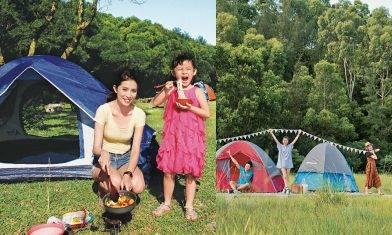 6大露營地點路線交通一覽 野餐+釣魚+無敵海景+泊車|親子好去處