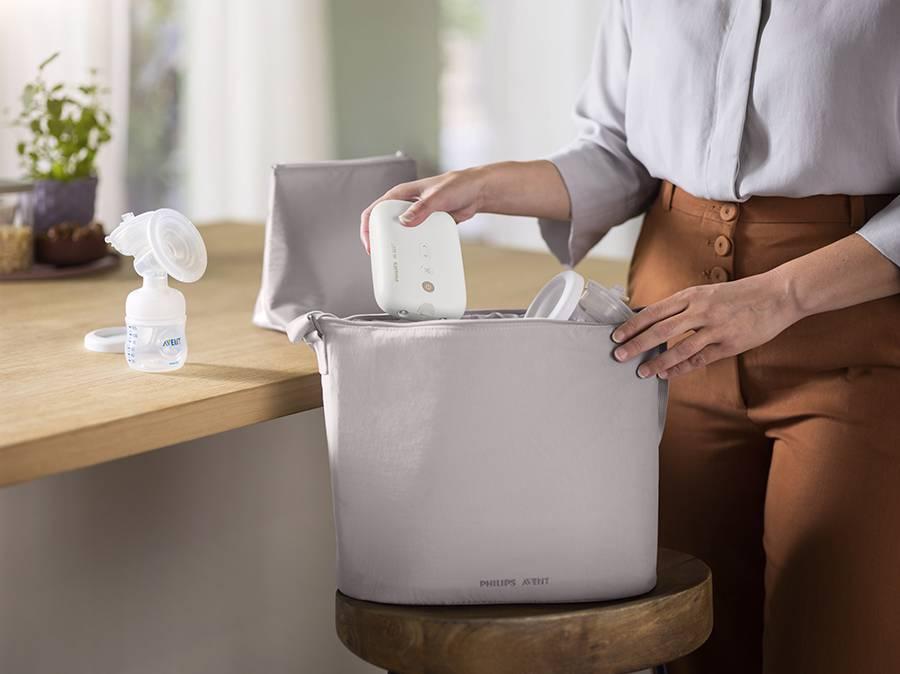 母乳,在職媽媽,新手媽媽,懷孕前後,嬰幼兒,全泵型,泵奶器,吸乳器,電動吸乳器,PhilipsAvent